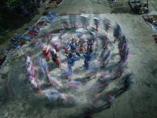 Master of Light Diploma - Yongan Gan (China)  - rhythm