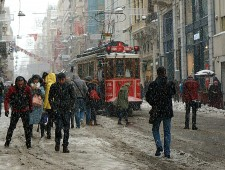 PSA Honorable Mention - Valentina Stan (Romania)  - Winter in Istanbul 2