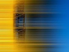 Master of Light Diploma - Volker Meinberg (Germany)  - Fire Escape 1