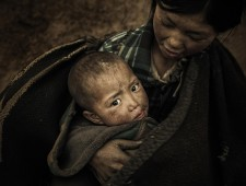 PSA Honorable Mention - Hong Li (China)  - Mother and son