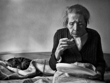 PSA Honorable Mention - Istvan Virag (Serbia)  - Old woman