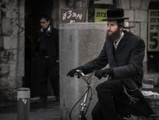 PSA Honorable Mention - XINXIN CHEN (China) - Orthodox Jews1