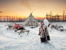 PSA Honorable Mention - Alexey Suloev (Russia) - It is time to cook diner-Yamal