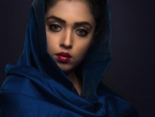 MOL Diploma - SUBRATA  BHATTACHERJEE (India) - GIRL IN BLUE