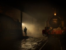 MOL Diploma - Valerie Duncan (United Kingdom) - Night Watchman in the Engine Shed
