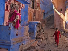PSA Honorable Mention - Sounak Banerjee (India) - Streets of blue